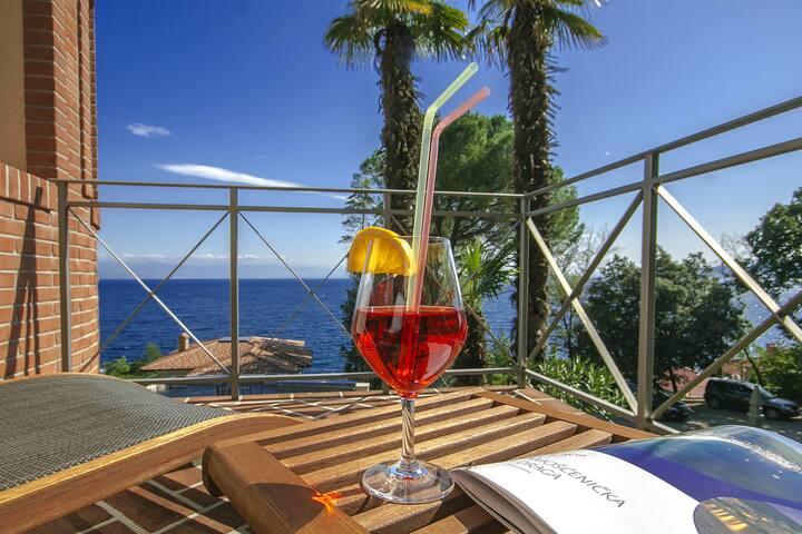 Spectacular Villa Salvia near the sea