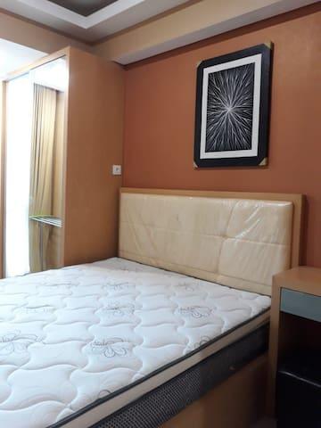 Simple apartment for flexible living in surabaya
