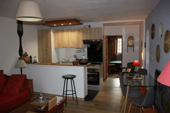 Appartement village Veurey Voroize