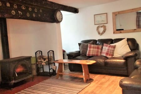 Blanketts dog friendly character cottage - Williton