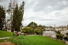 Photo of Alamo Square