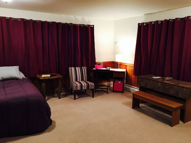 Private Quiet Studio Apartment - Marquette - Casa