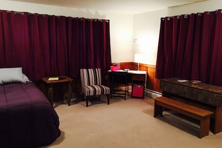 Private Quiet Studio Apartment - Marquette - Hus