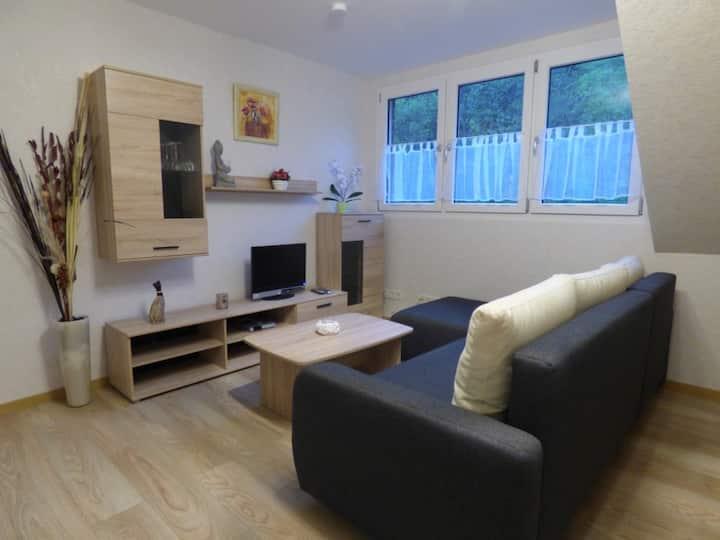 Traumlage in Moselnähe neues Appartement mit 2 Schlafzimmern