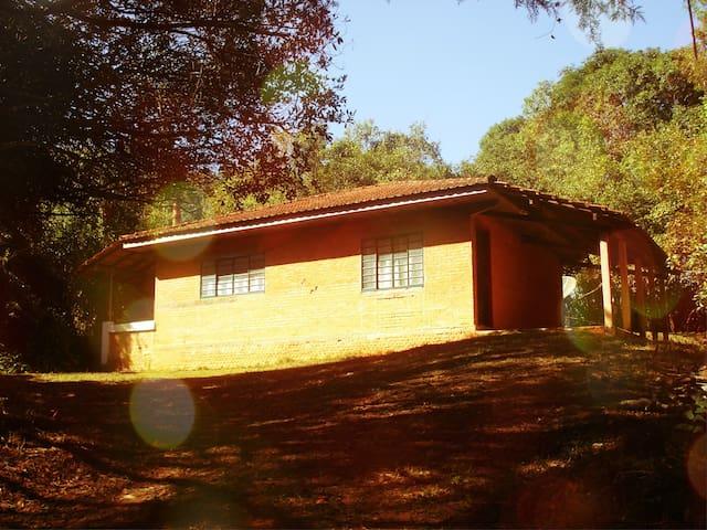 Casa com o aconchego da Fazenda - São Thomé das Letras - House