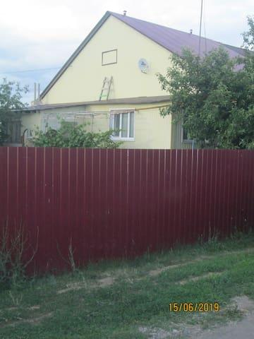 Уютный домик в центральной РОССИИ