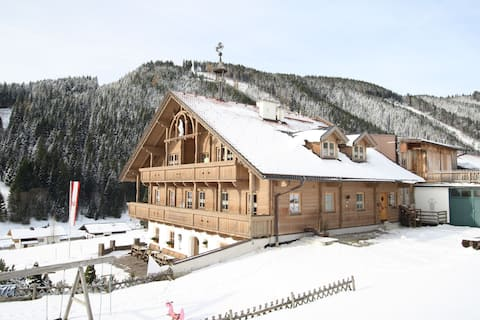 Beautiful Mansion in Filzmoos with Sauna