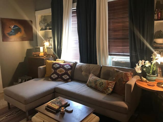 Charming Apartment (A) on E. 6th Street!