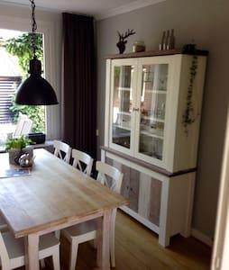 """Vakantiehuis """"De Erker"""" - Groede - House"""