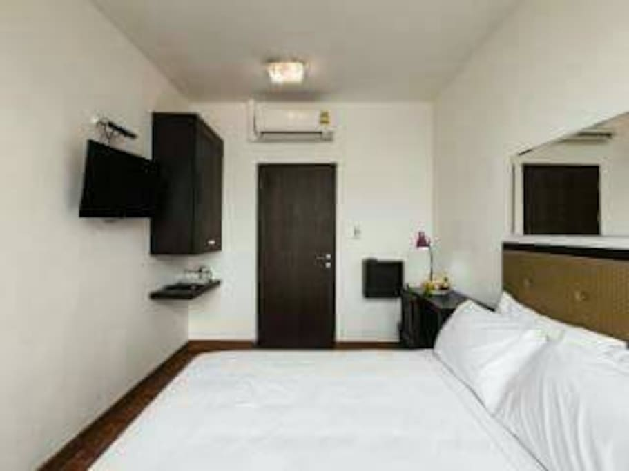 24lh hotel – Bangkok. Deluxe Room