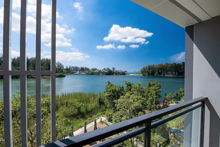 2 BR Sea View Cassia Apartment at Laguna Phuket
