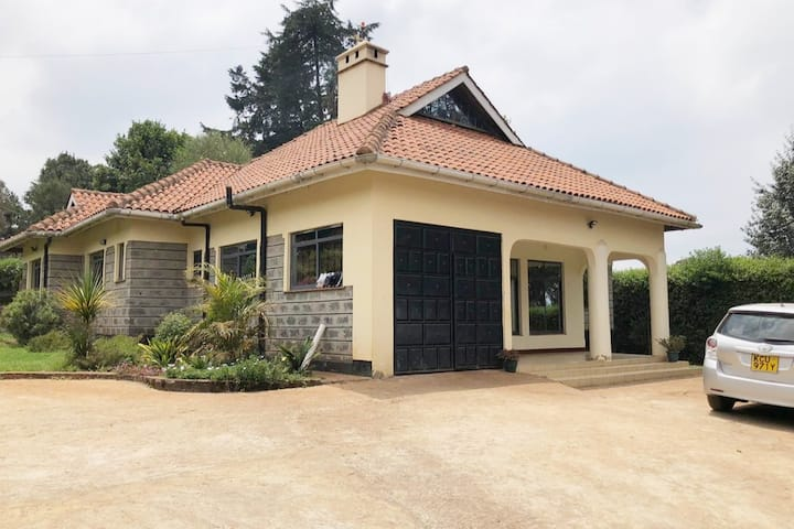 Best / affordable Accommodation in Limuru (Tigoni)