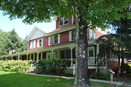 The Inn at Willow Pond - Main House - Honesdale - Haus