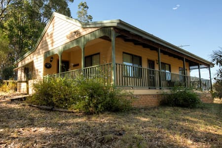 McDonald Cottage - Pokolbin