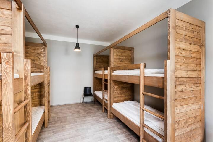 EASY HOUSING HOSTEL in Prague - Private Room for 4