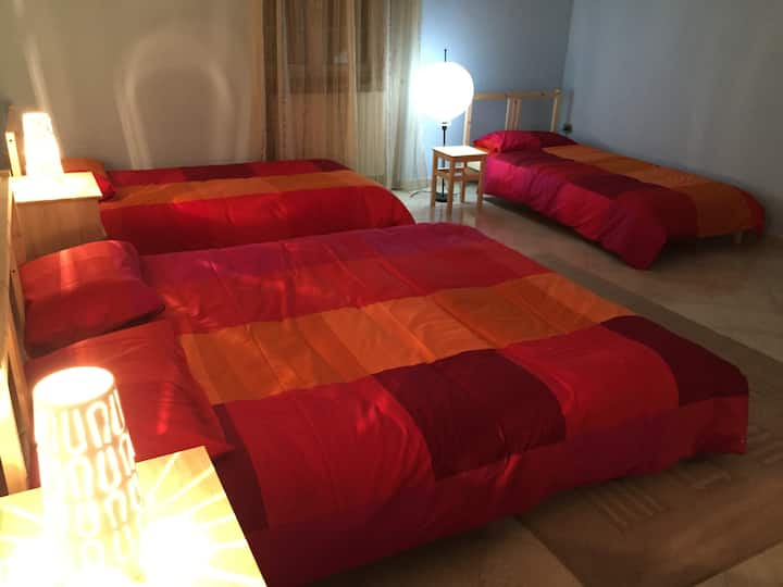 S.MariaC.V. Intero appartamento in Zona Centrale