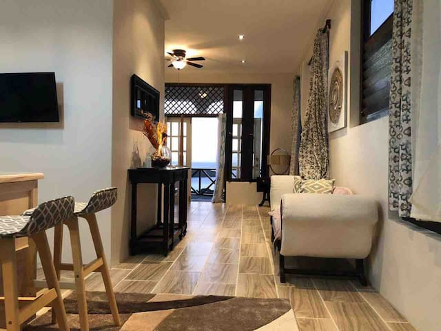 Ocean lover's apartment- Canouan