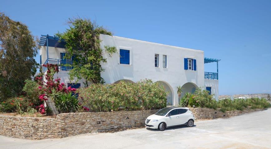 Villa Anastazia I - Agia Anna Naxos Island