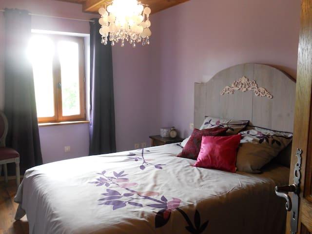 Belle maison de campagne de 150 m² à ANGLES (Tarn)