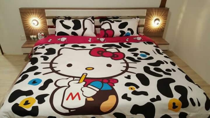 Kitties' Bedroom#758