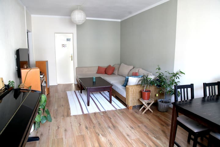 Nice room | Spacious flat | Top area