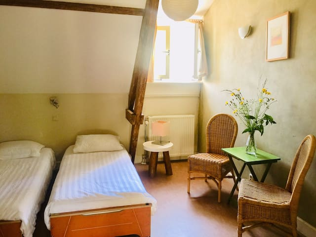 Veerhuis relaxed atmosphere homely stay great view
