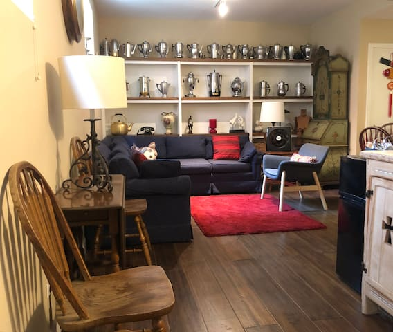 Immaculate, Private 1br apt Loyola & Northwestern!