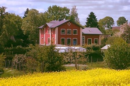 Villa Landwehr in Kiel- und Kanalnähe (2,5 Zi-Whg)