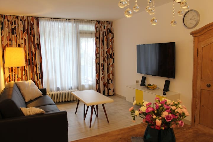 Retro-chice 2 Zi Whg - Neu ab 1.6.2017 - Bad Gastein - Apartament