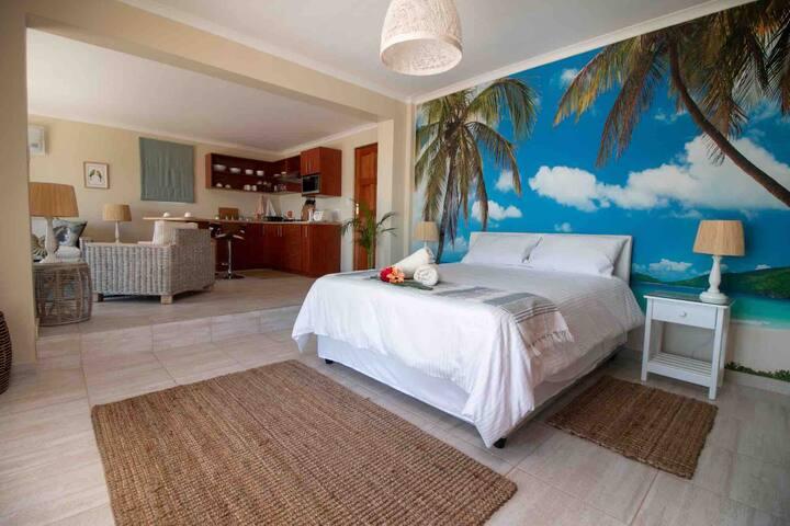 Sea Urchin Bedroom