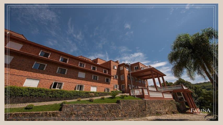 Apartamento Luxo - Farroupilha