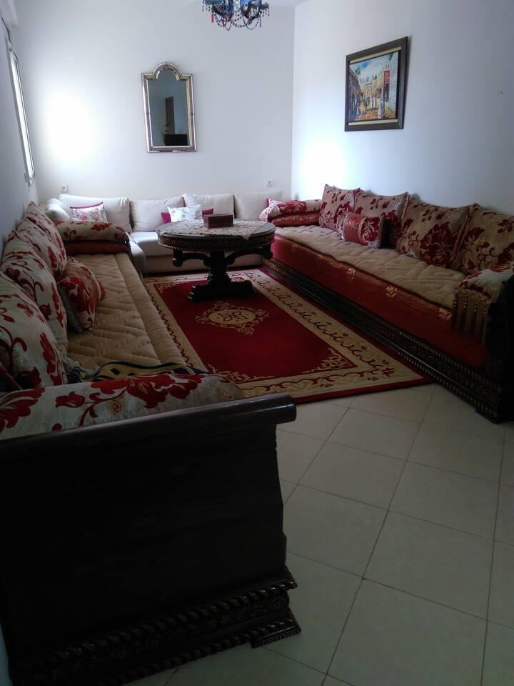 Chambres chez Amina
