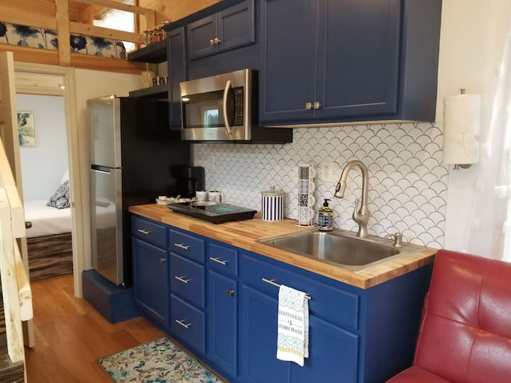 Blue Bell TINY Home
