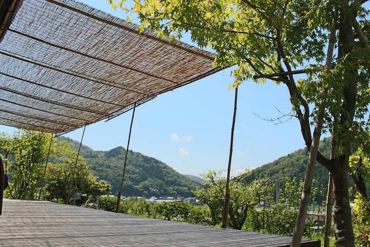Eco Thatched roof House - Newly renovated 茅葺古民家
