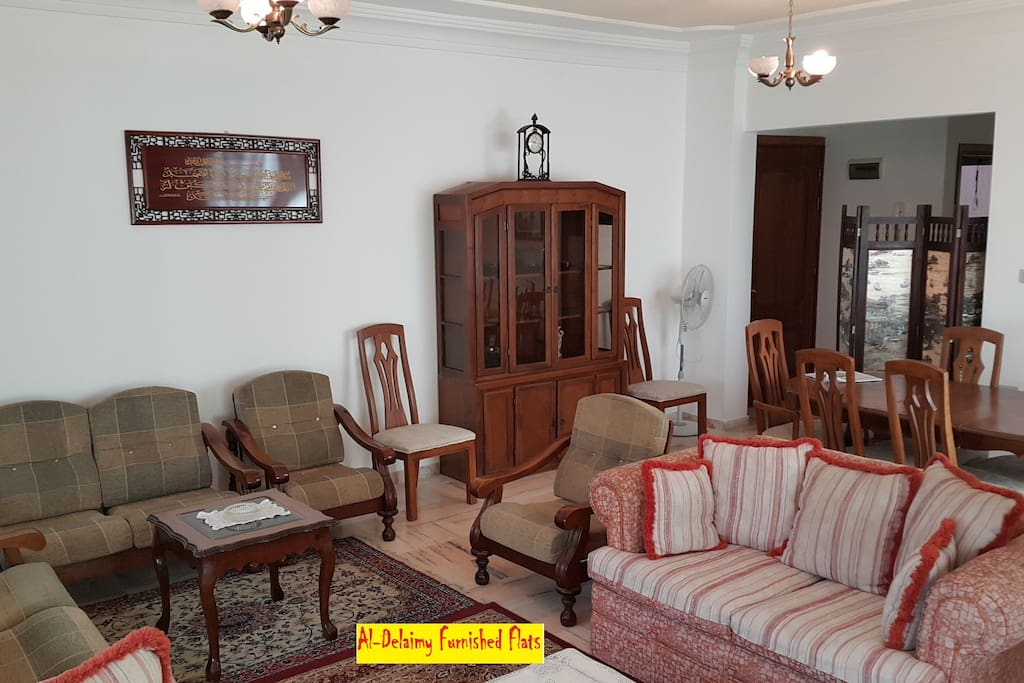 12 furnished flat 4 rent in amman apartments for rent for Living room amman