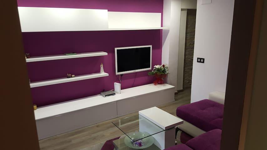 Apartamento de lujo en el parque de cabecera!! - València - Appartement