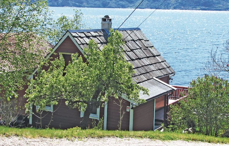 2 Bedrooms Home in Ålvik - Ålvik - Dům