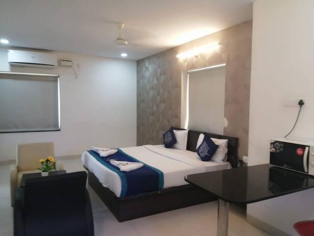 Service Apartment in Kondapur