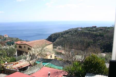 HOLIDAY HOUSE DA ROSA CLOSE TO SORRENTO - Colli di Fontanelle - Lejlighed