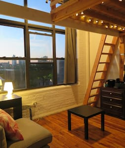 Large and sunny BR Bushwick - Brooklyn - Apartment