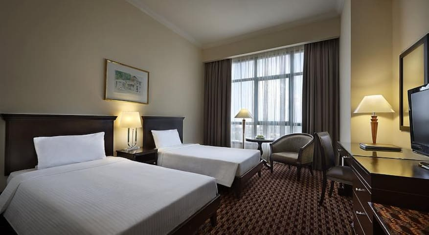 Berjaya Penang Hotel (center of Georgetown city