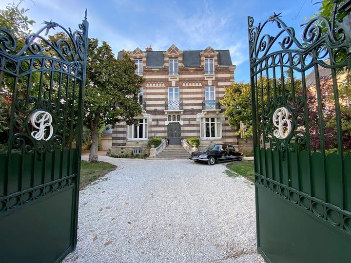 Maison Blanche Chartres - Maison d'hôtes 5*