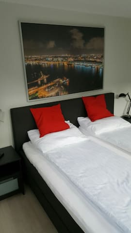 Luxury double rooms near Amsterdam - Westzaan - House