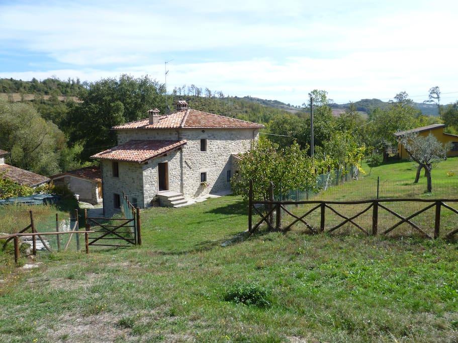 La casa - The Country House