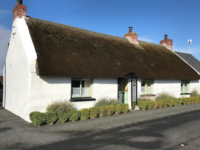 A lovely thatched cottage near Galgorm, Ballymena.