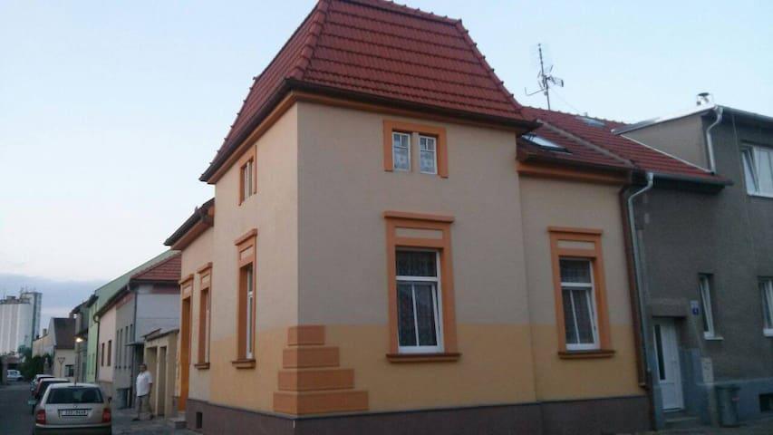 Unterkunft in der UNESCO Stadt Kroměříž