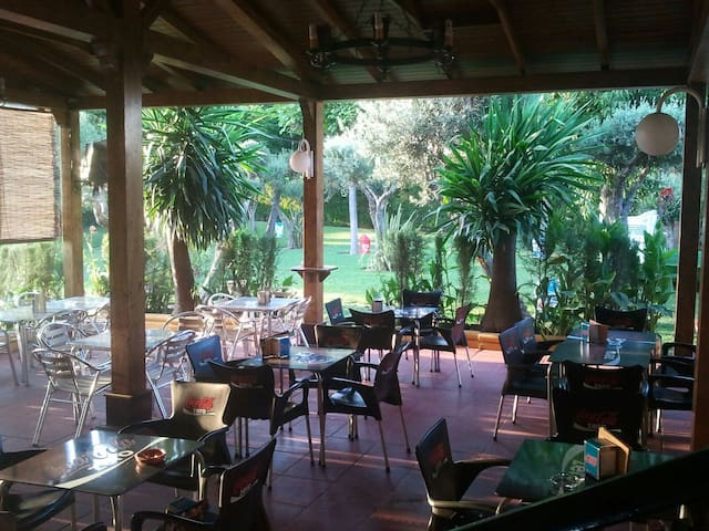 Hostal Restaurante Al-Andalus S.9 - La Guijarrosa