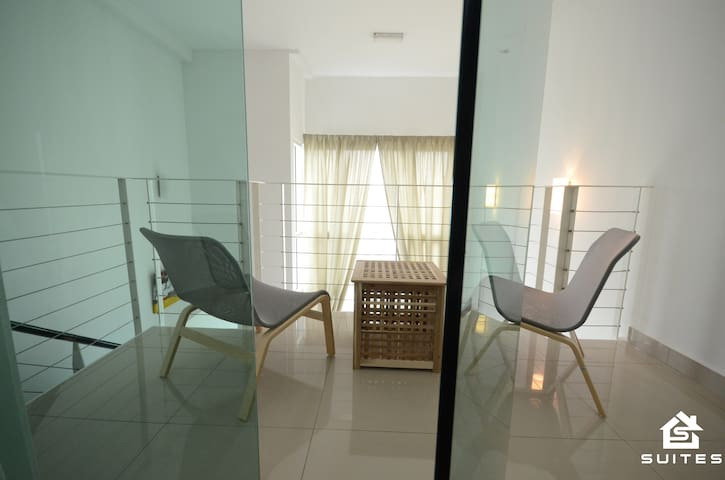 S Suites | Standard Duplex Suite (4 pax) - Kuala Lumpur - Apartament