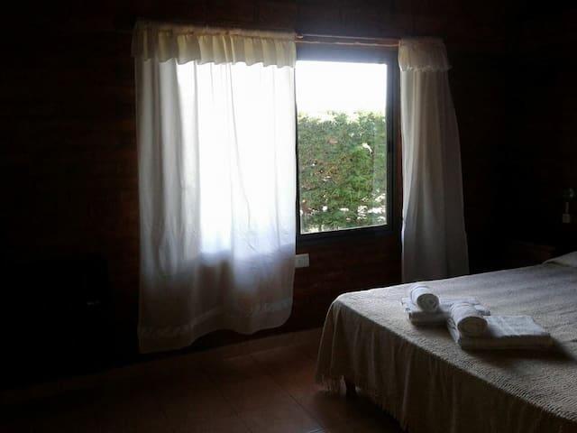 Cabaña Privada / 1 Habitación // Capilla del Monte - Capilla del Monte - Alojamento ecológico
