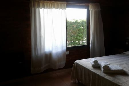 Cabaña Privada / 1 Habitación // Capilla del Monte - Capilla del Monte - Přírodní / eko chata